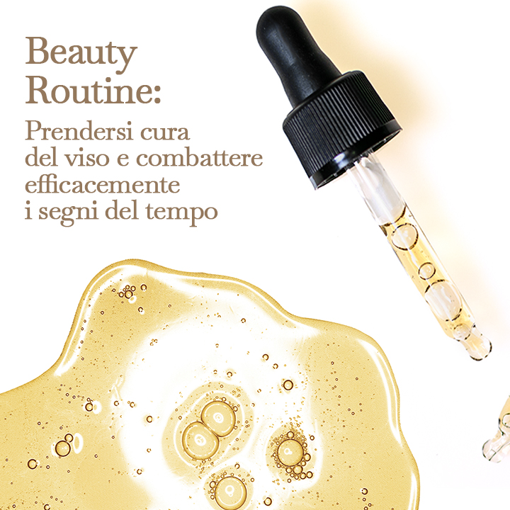 Beauty routine prendersi cura del viso e combattere efficacemente i segni del tempo
