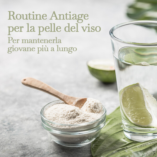 Routine Antiage per la pelle del viso per mantenerla giovane più a lungo